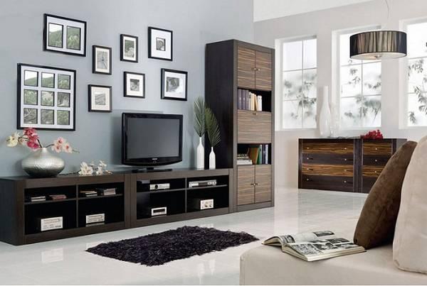 модульная мебель для гостиной в современном стиле, фото 6