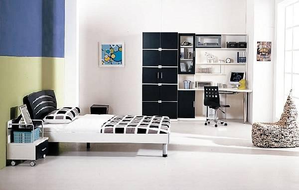 мебель для детской комнаты для мальчика подростка, фото 22