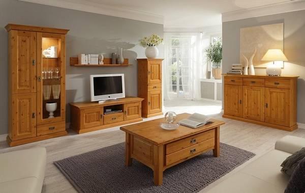 модульная мебель для гостиной с угловым шкафом, фото 7