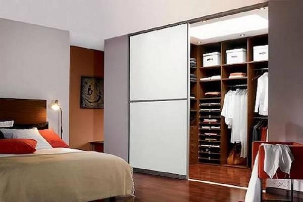 Планировка гардеробной с размерами, фото 21