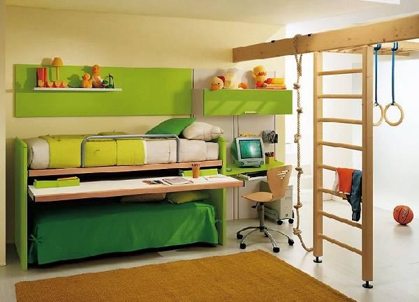 мебель для детской комнаты для мальчика, фото 28