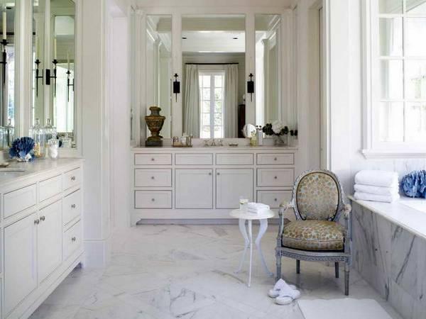 интерьеры ванных комнат в классическом стиле фото, фото 12