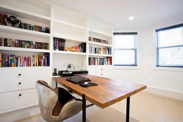 дизайн кабинета в квартире, фото 14