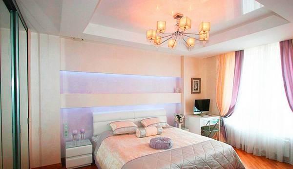 люстры в спальню фото, фото 17