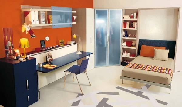 мебель для детской комнаты для мальчика, фото 29