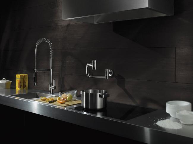 смеситель для кухни однорычажный, фото 14