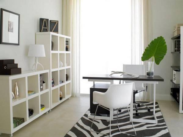 дизайн кабинета в квартире, фото 15