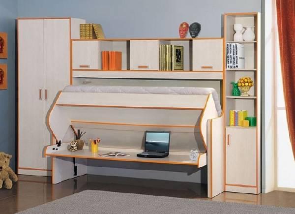модульная мебель для детской комнаты для мальчика, фото 30