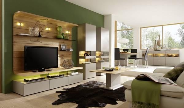 современная модульная мебель для гостиной, фото 15