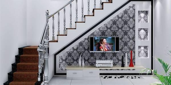 шкаф под лестницей фото идеи, фото 12
