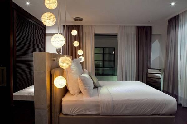 красивые люстры для спальни, фото 5