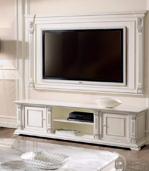 тумба под телевизор в классическом стиле фото, фото 28