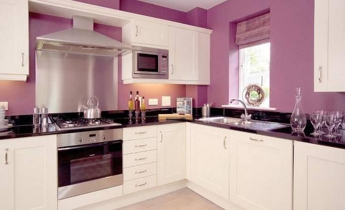 отделка стен на кухне варианты, фото 15