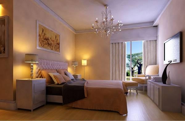 люстра для маленькой спальни, фото 7