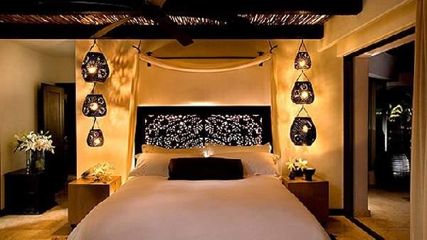 подвесные светильники в восточном стиле, фото 20