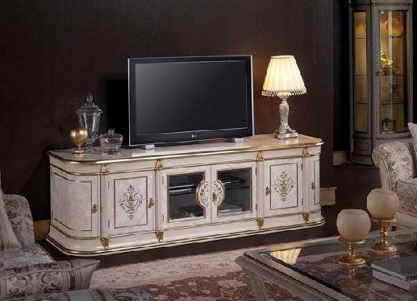 тумба под телевизор в классическом стиле фото, фото 30