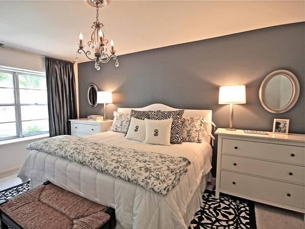 люстра для спальни в современном стиле, фото 8