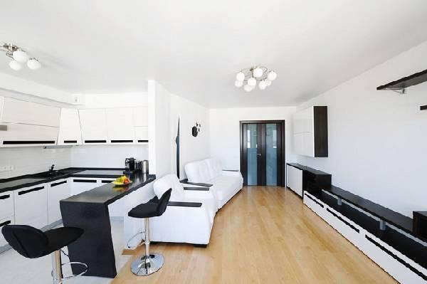 Прямой диван на кухню со спальным местом, фото 15