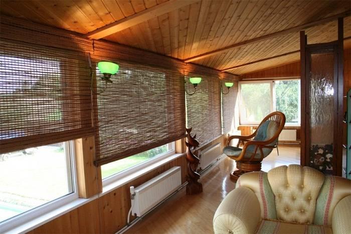 бамбуковые жалюзи рулонные, фото 28
