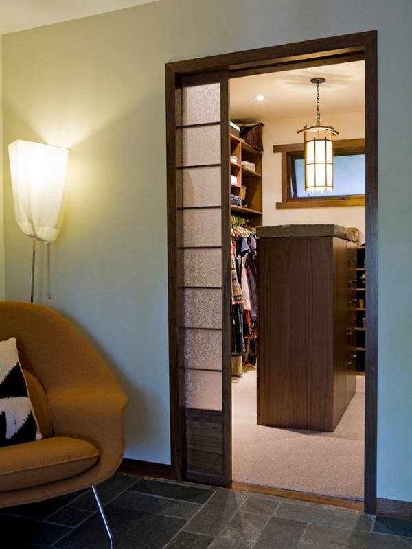 раздвижные двери для гардеробной, фото 2