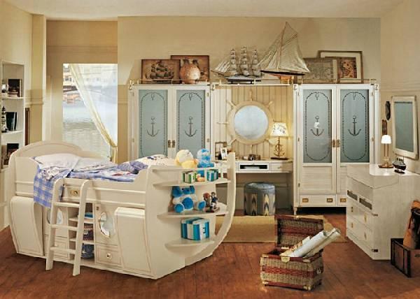 мебель в детскую комнату для мальчика фото, фото 14
