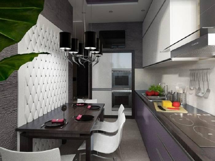 отделка стен на кухне, фото 2