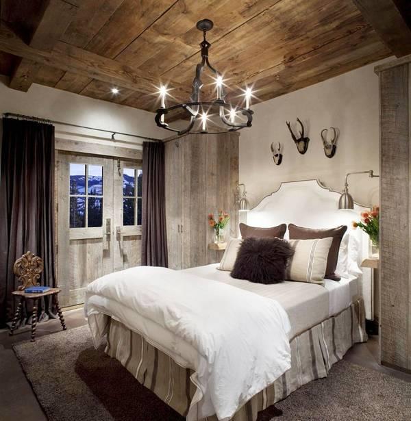 люстра и бра для спальни, фото 9