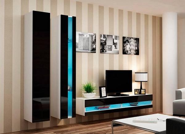 модульная мебель для гостиной в современном стиле, фото 20