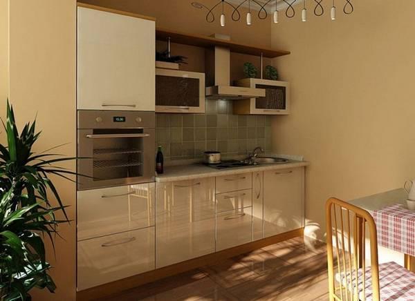 дизайн маленькой кухни фото, фото 43