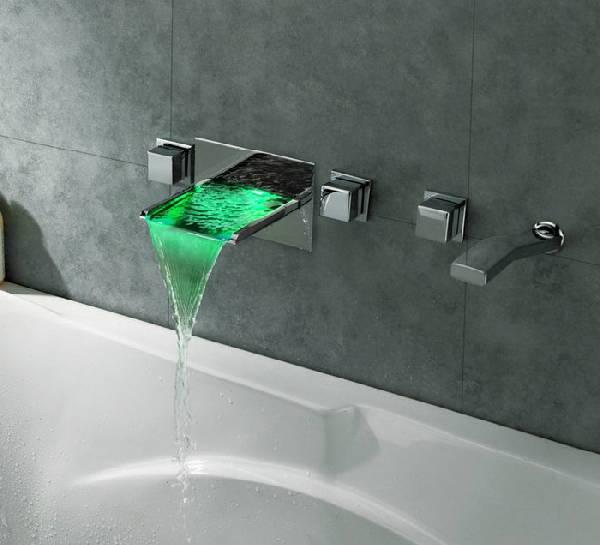 смеситель на раковину в ванной, фото 21