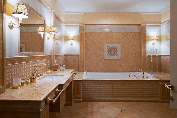 бра для ванной комнаты в классическом стиле, фото 21