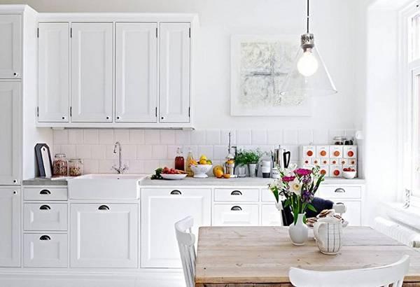 современный дизайн маленькой кухни, фото 12