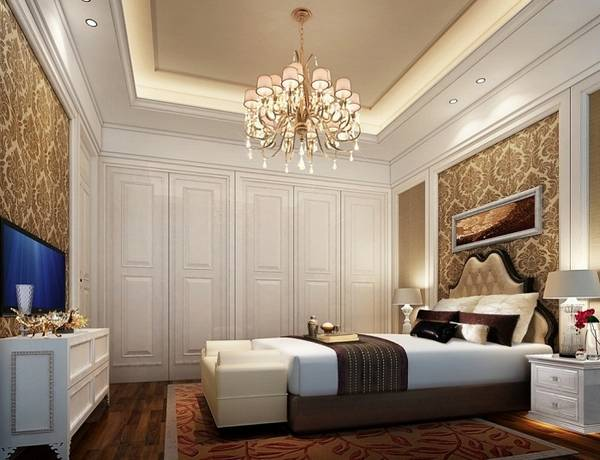 люстра в спальню, фото 11