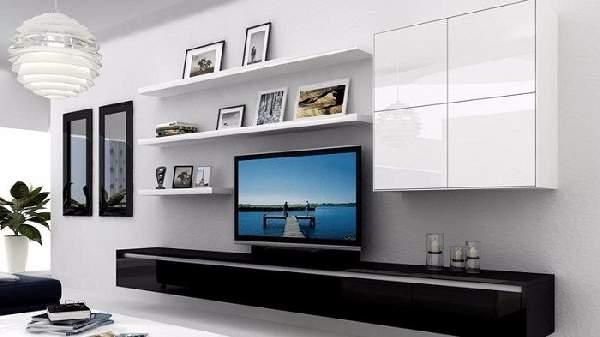 красивые тумбы под телевизор фото, фото 38