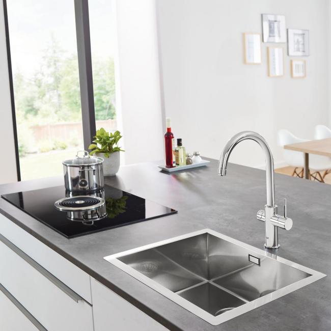 смеситель для кухни с фильтром для питьевой воды, фото 23