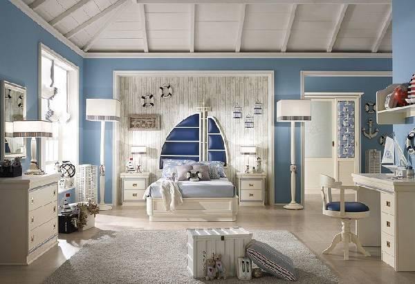 элитная мебель для детской комнаты для мальчика, фото 18