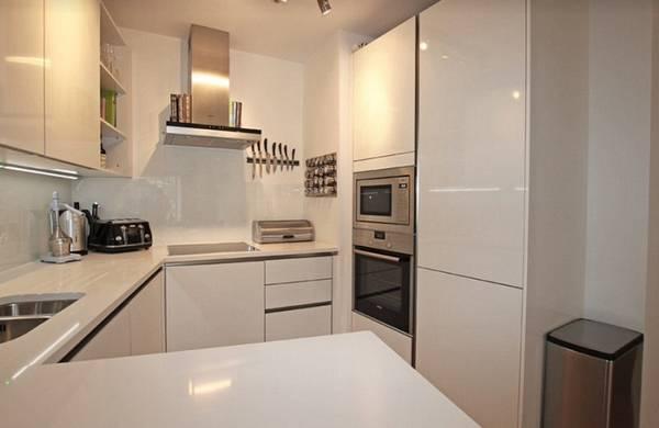 дизайн маленькой кухни фото, фото 10