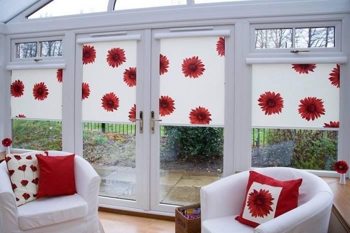 жалюзи рулонные шторы, фото 3