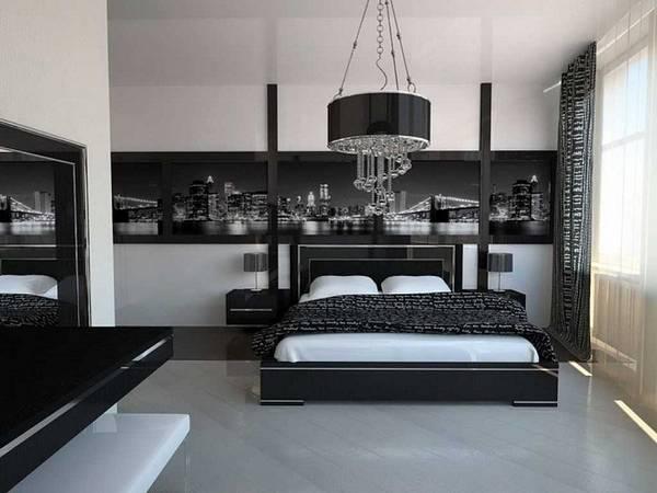 люстры в маленькую спальню фото, фото 23