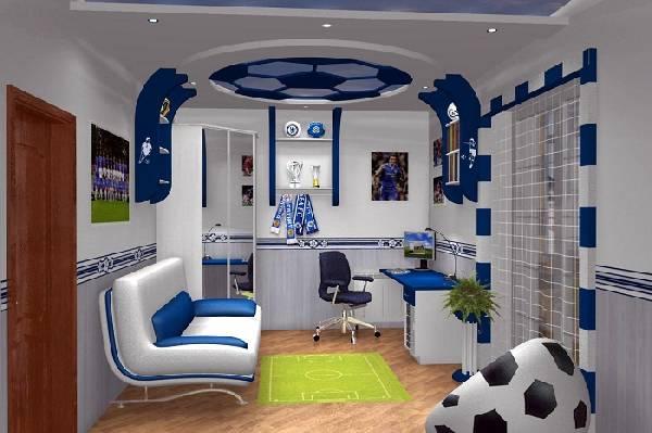 мебель для детской комнаты для мальчика подростка, фото 12
