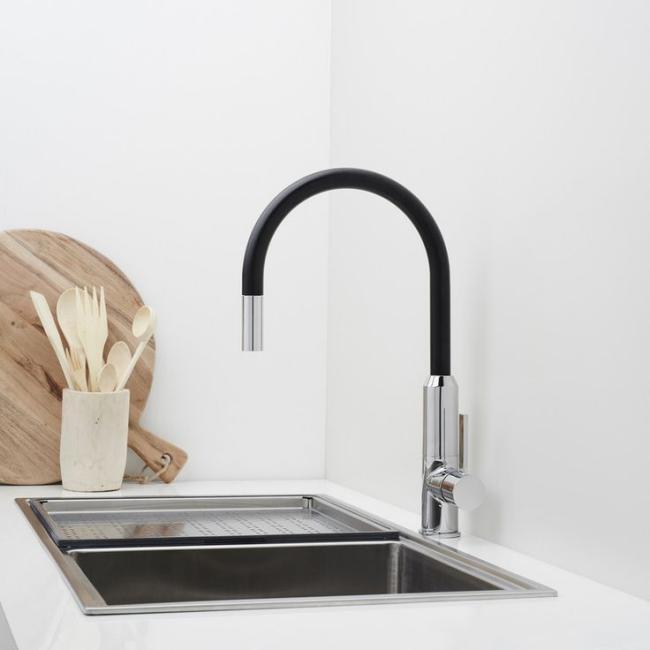 смеситель для кухни однорычажный, фото 27