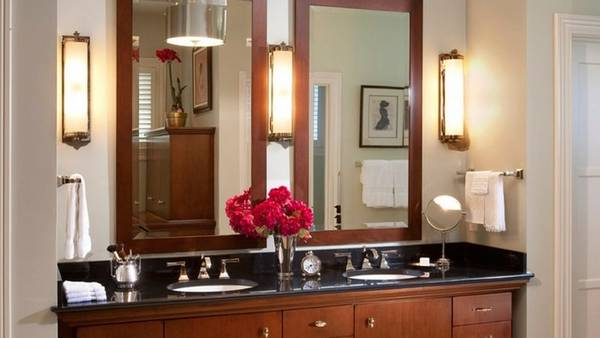 бра для ванной комнаты в классическом стиле, фото 27