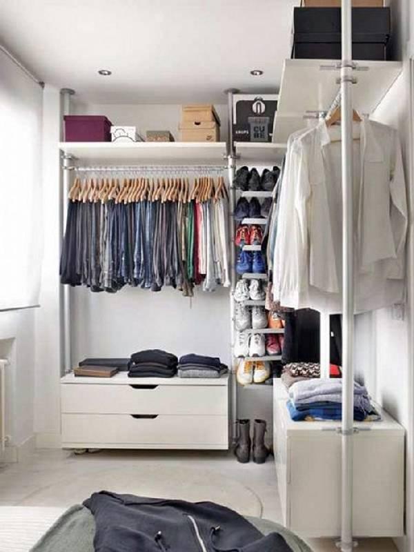 Планировка гардеробной, фото 1