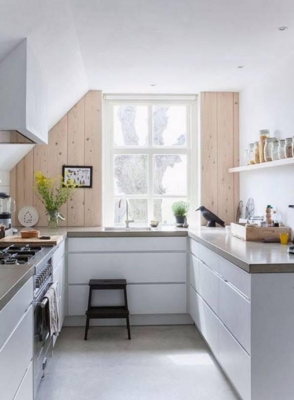 дизайн кухни маленькой площади, фото 8