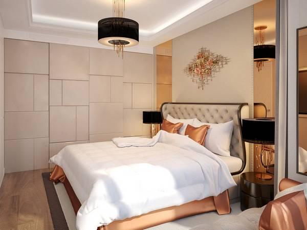 люстры в спальню фото, фото 27