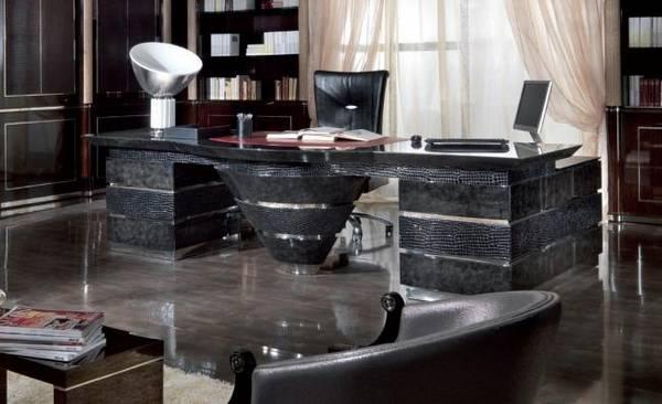 дизайн домашнего кабинета в квартире, фото 3