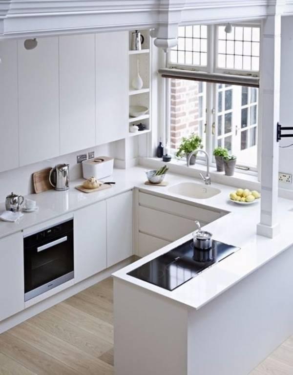 дизайн маленькой кухни, фото 9