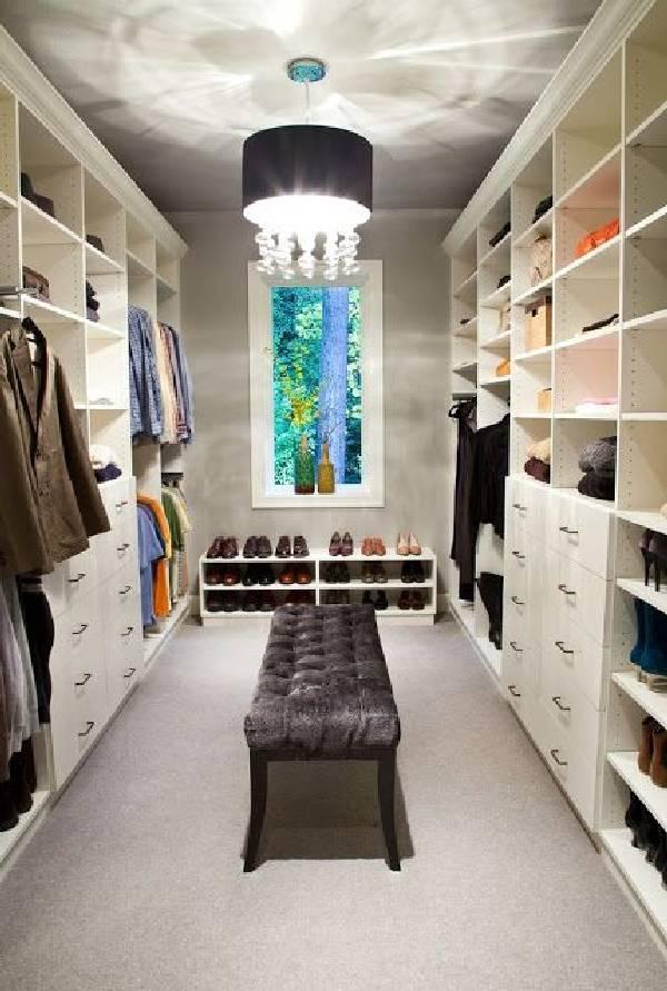 Маленькая гардеробная комната планировка, фото 27