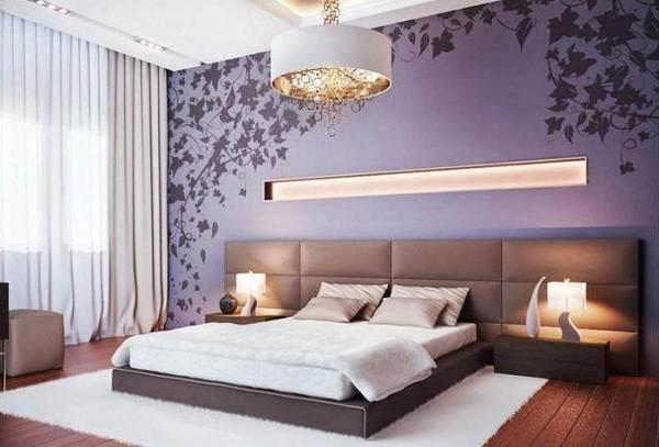 люстры в спальню фото в интерьере, фото 28