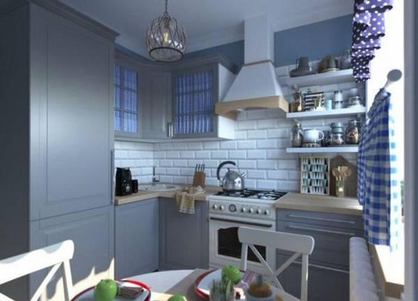 дизайн маленькой кухни фото, фото 15